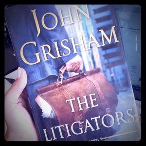 🤓The Litigators by John Grisham